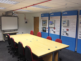 Zeta UK Training Centre