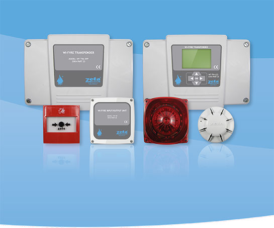 Wi-Fyre Wireless Fire Alarm System Product Group